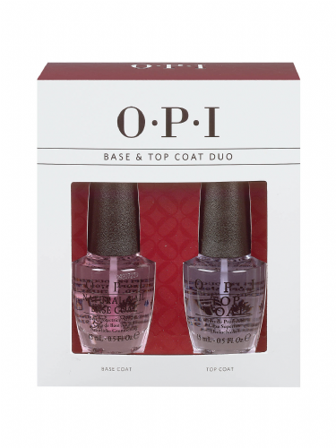 OPI Top & Base Coat Duo 15ml